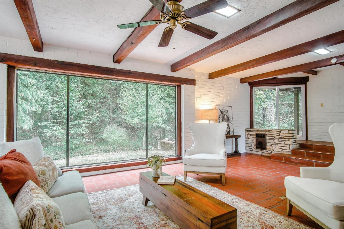 Detail Gallery Image 1 of 1 For 6600 Redwood Retreat Rd, Gilroy,  CA 95020 - 2 Beds | 1 Baths
