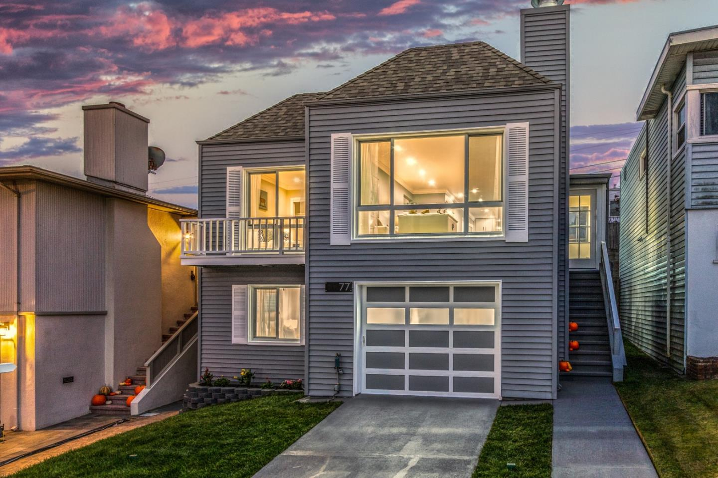 Meticulously remodeled w stunning hi-end finishes. 2019-2020 infrastructure upgrades: 200-amp electrical upgrade, whole house re-wiring, LED recessed lights, Argon dual pane windows, CertainTeed Landmark 30-yr lifetime warranty roof, 220V EV charger, impressive backyard remodel deliver a turnkey home. Attn to details abound w modern aesthetics such as glass interior doors, barn doors, keyless entry locks, RING doorbell, NEST thermostat, smoke & C02 detectors, contemporary door knobs, USB-powered outlets, polished chrome lighting & plumbing fixtures incl rain showers, Toto toilets, and designer tile work. A wine bar w built-in wine rack makes entertaining a breeze. Relax in the sumptuous backyard w all-new redwood fencing, deck & terraced areas. Be enchanted by the whimsical outdoor design w mushroom garden statues and outdoor solar lighting for your alfresco dining. Carrier furnace, Rheem 50-gal water heater, Chamberlain Belt Drive smart door garage door openers. Ext and int painting.