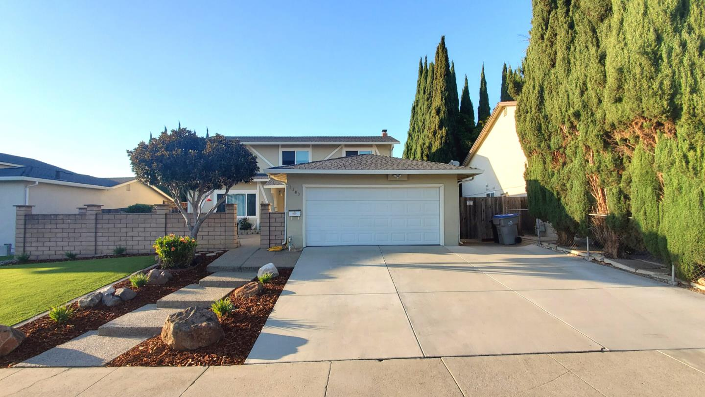 Detail Gallery Image 1 of 1 For 3383 Pinnacle Dr, San Jose,  CA 95132 - 4 Beds   2/1 Baths