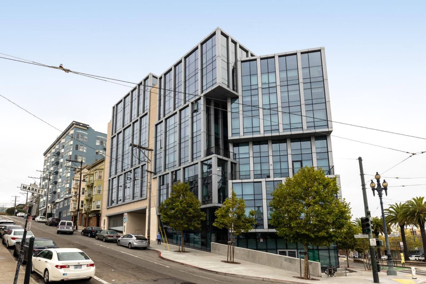 Detail Gallery Image 1 of 1 For 8 Buchanan St #612,  San Francisco,  CA 94102 - 2 Beds | 1 Baths