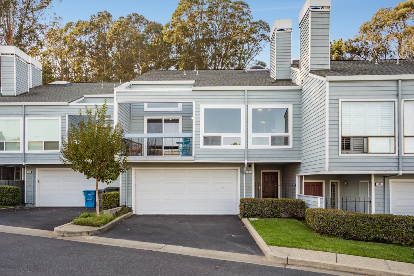 Detail Gallery Image 1 of 1 For 103 Quail Point Cir, San Bruno,  CA 94066 - 3 Beds | 2 Baths