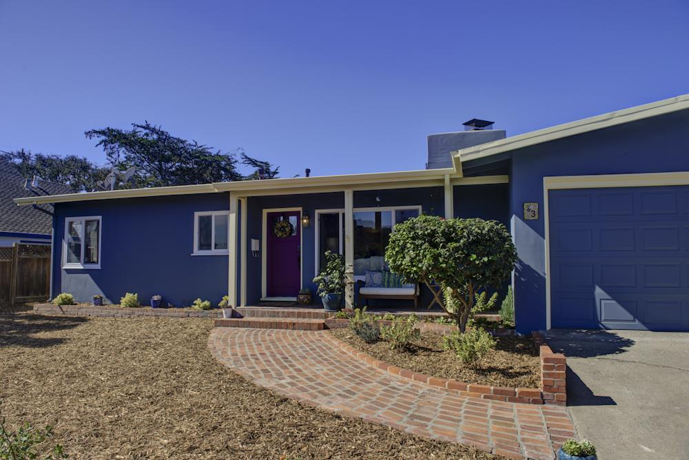 Detail Gallery Image 1 of 1 For 3 Brae Pl, Del Rey Oaks,  CA 93940 - 3 Beds   2 Baths