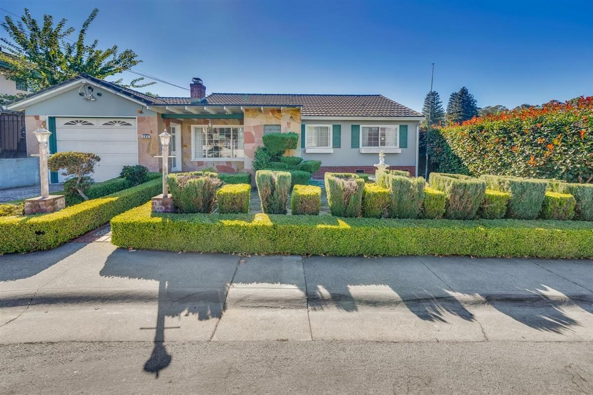 Detail Gallery Image 1 of 1 For 195 Balboa Way, San Bruno,  CA 94066 - 4 Beds   3 Baths