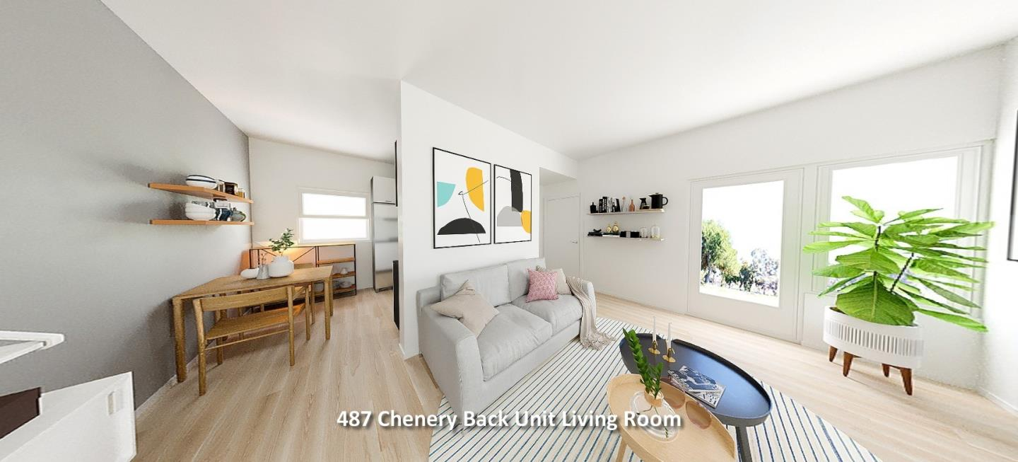 Hidden Gem Triplex in Glen Park. 1 bed/ 1 bath each, garden walkway between units, fully occupied and stable tenancy. Close to MUNI lines, BART, Mission St, 280 and 101 as well as local restaurants, groceries, banks and more with plenty of street parking.