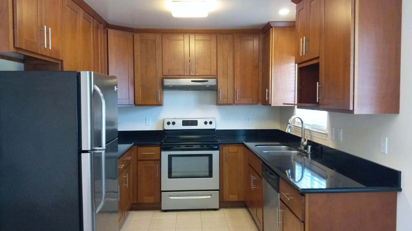 Completely remodeled bright and open unit. Near schools, shops, hospital, Bart and train stations; with easy access to both 101 and 280 freeways. No pets. No Smoking. Immediate Occupancy.