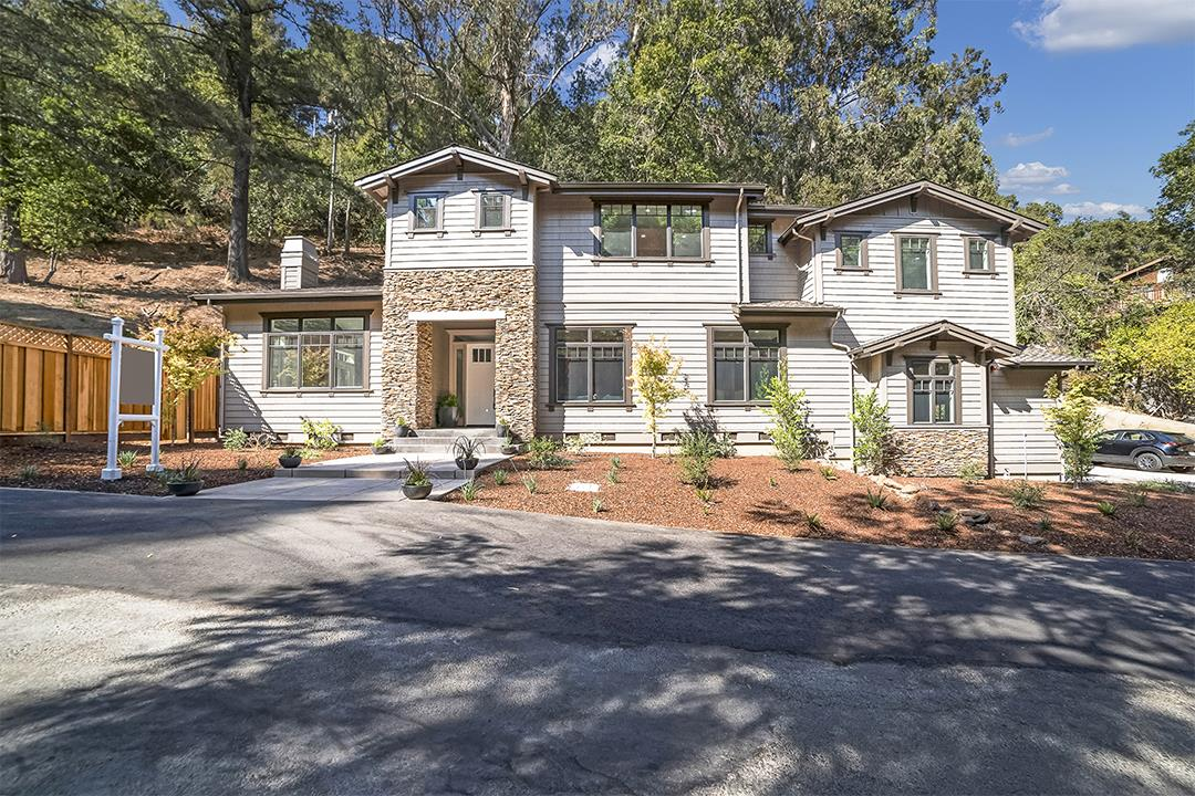 Detail Gallery Image 1 of 1 For 16021 Wood Acres Rd, Los Gatos,  CA 95030 - 4 Beds | 3/1 Baths