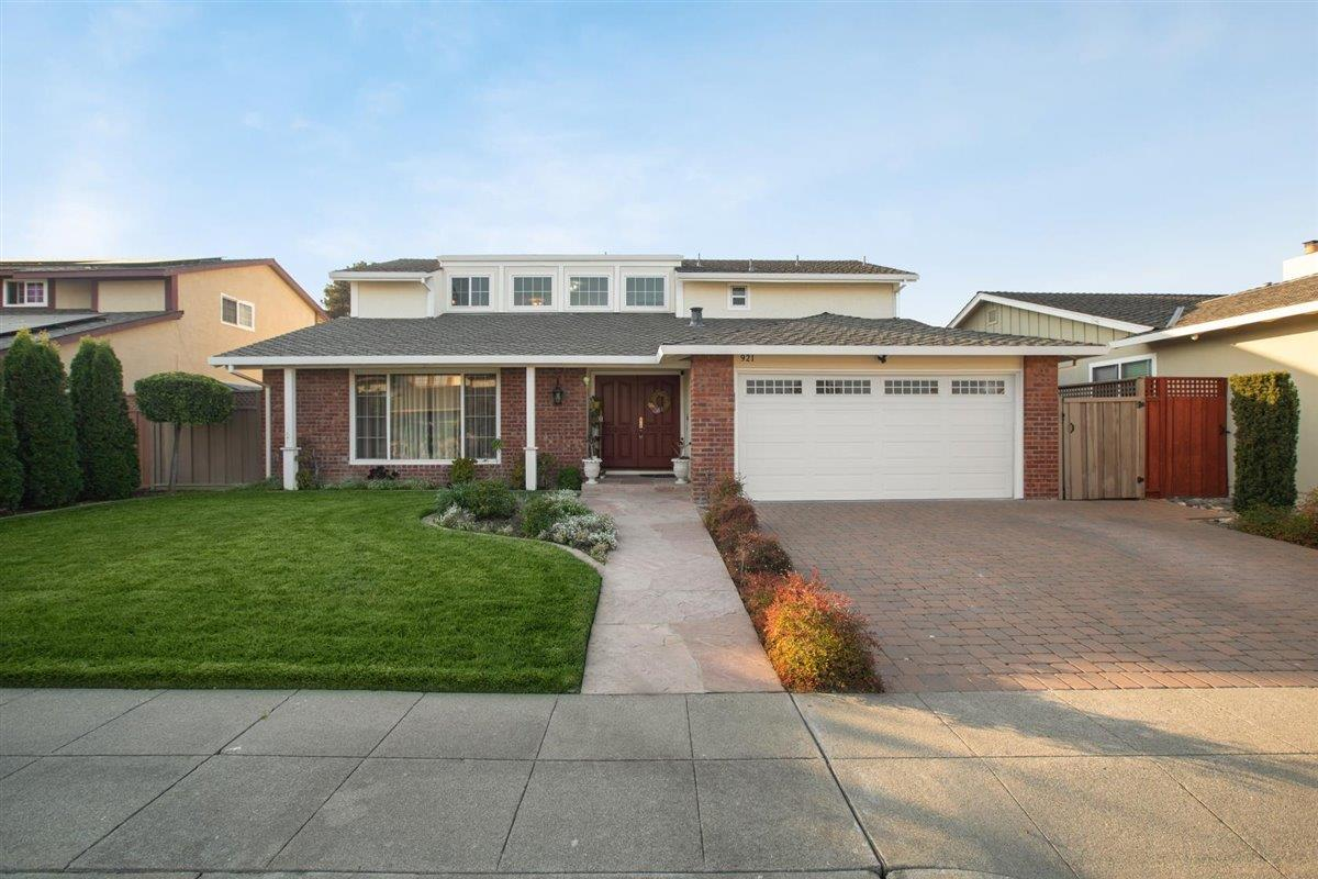 Welcome to this gorgeous, pride of ownership 5 bedroom home in the heart of Foster City. Enter past the beautifully landscaped front yard into the welcoming and bright and airy formal living room. The separate dining area opens to a remodeled eat-in kitchen with stainless steel appliances and a beautiful island.  The kitchen area steps down to a cozy family room with a fireplace and a sliding door leading to the well maintained backyard perfect for entertaining. One bedroom / office and a full bathroom on the main floor while 4 others including the spacious Master Suite are upstairs. Wonderful location near the Bay Trail, Audubon elementary, Gull Park, Turnstone Park, local shopping amenities and other top rated schools. Dont miss out.