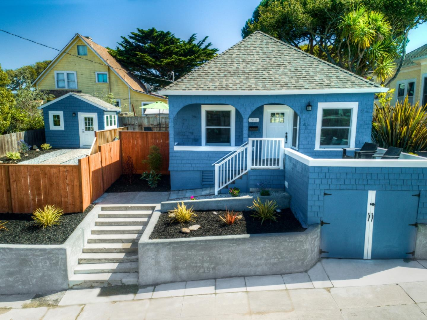 Detail Gallery Image 1 of 1 For 311 Carmel Ave, Pacific Grove,  CA 93950 - 2 Beds | 2 Baths