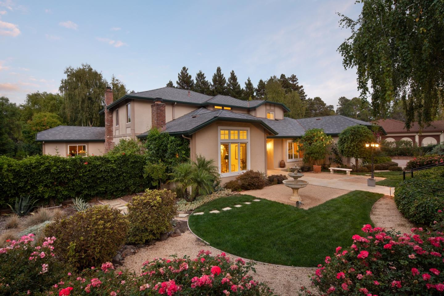 Detail Gallery Image 1 of 1 For 1255 Tournament Dr, Hillsborough,  CA 94010 - 3 Beds | 3/1 Baths