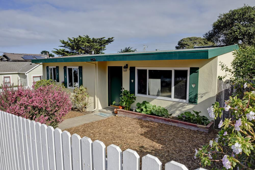 Detail Gallery Image 1 of 1 For 239 Cypress Ave, Pacific Grove,  CA 93950 - 3 Beds | 2 Baths