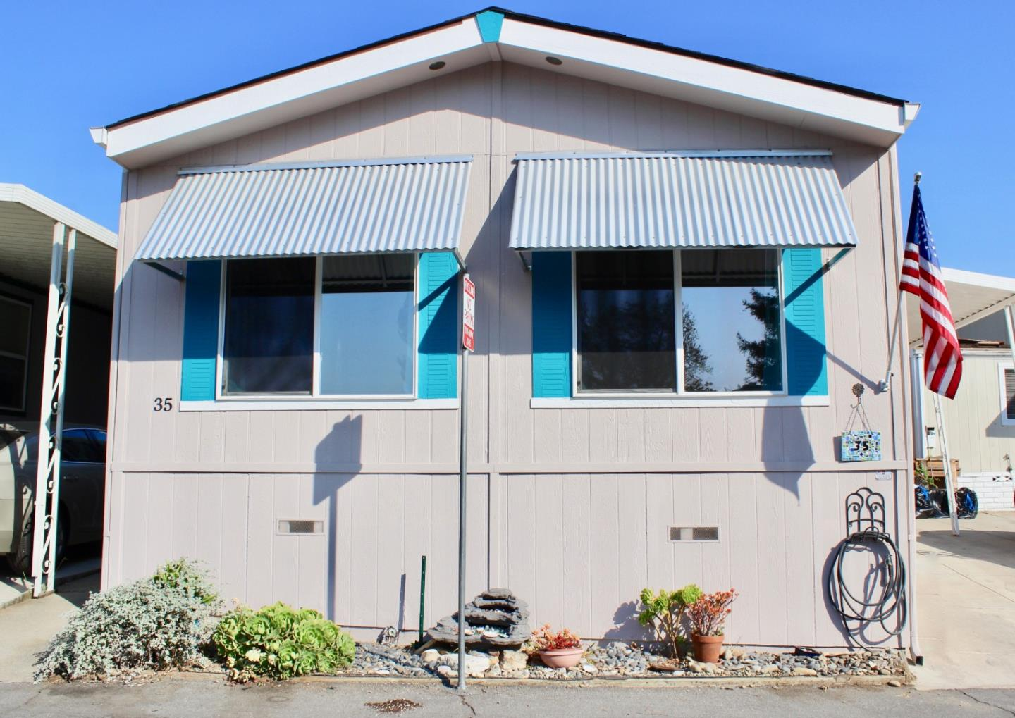 Detail Gallery Image 1 of 1 For 930 Rosedale Ave #35,  Capitola,  CA 95010 - 3 Beds   2 Baths
