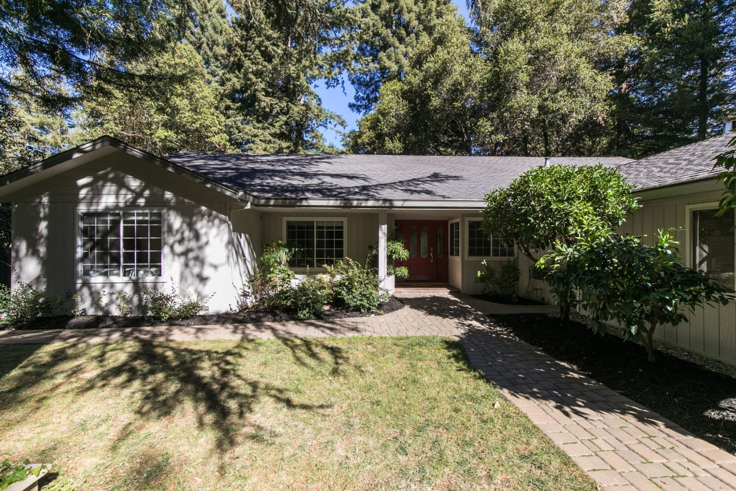 Come home to a majestic, tranquil & private paradise. On the market for the first time in 43 years, this single-level gem is a turnkey abode just waiting for you to make it your home. This location benefits from Scotts Valley City water & Comcast Cable internet! Imagine the lifestyle you can live when ideally situated 20 minutes from the beaches of Santa Cruz and with all the conveniences of Silicon Valley and Scotts Valley just a short jaunt away. Glenwood Acres is a majestic neighborhood, a tightknit community and a great place to walk among the redwoods. Not far from state parks, beaches and all the fun of Santa Cruz County, this location is likely what you have been dreaming of. Much love has been shared in this special family home over the years. Your family could be the next to enjoy this magical setting and to carry the torch of impeccable pride of ownership. Special homes like this one do not last. So see it before it's gone! Check out the virtual walk through tour!