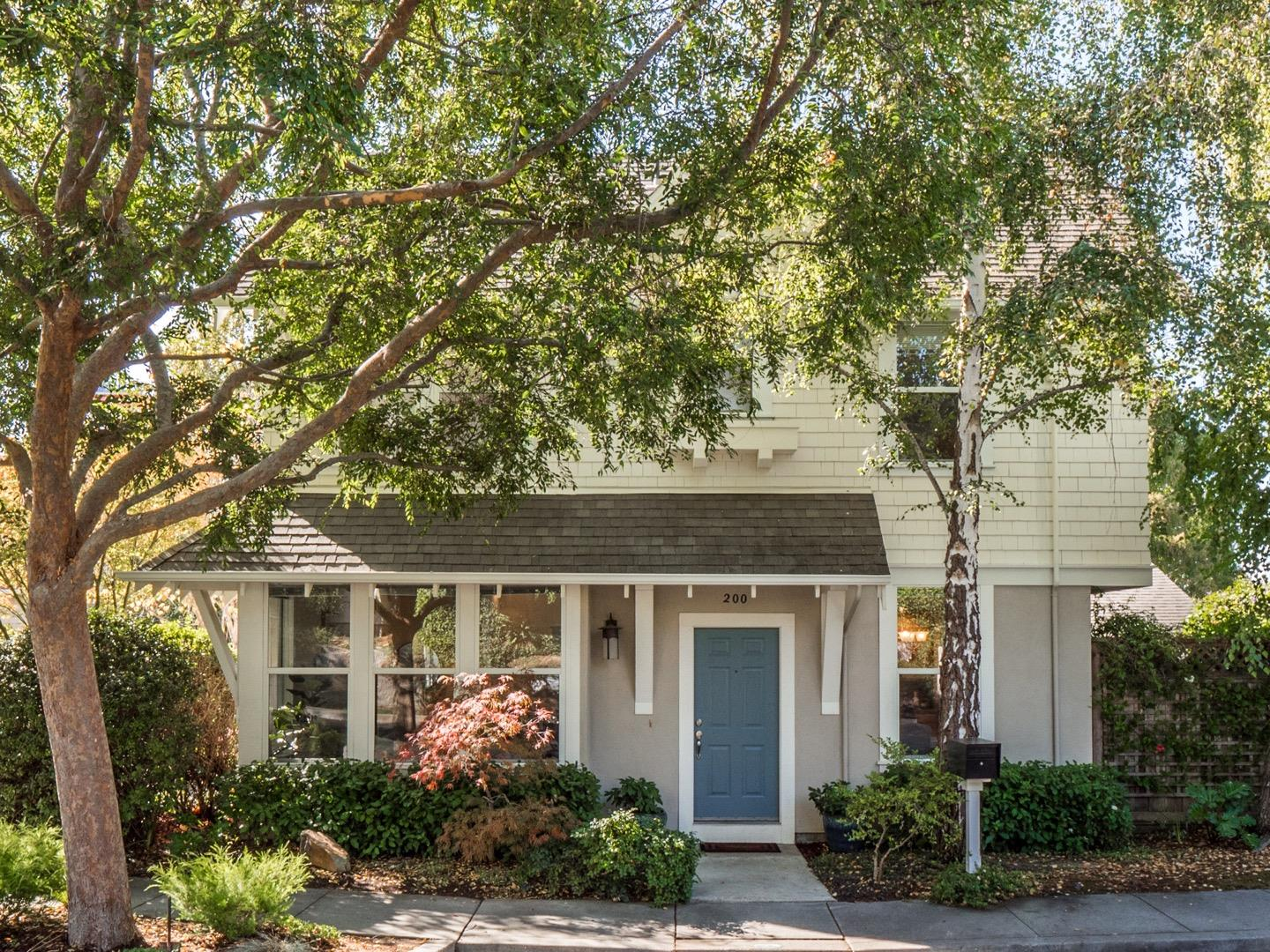 This beautiful little neighborhood with mature trees and landscaping is tucked away from busy streets, but is centrally located close to everything Santa Cruz has to offer.   Less than a mile to Downtown Santa Cruz, The Boardwalk, Seabright Beach, restaurants, local grocery stores, parks and Highway access - everything is at your fingertips.  The well maintained home includes lots of character, natural lighting, new maple hardwood flooring and carpets, high-efficiency heating system, upgraded kitchen and finishings, crown moulding and your own private garden to entertain or enjoy the sunshine.   With spacious bedrooms, vaulted ceilings and cozy living room fireplace, this comfortable home is an oasis just minutes to the sand and waves.
