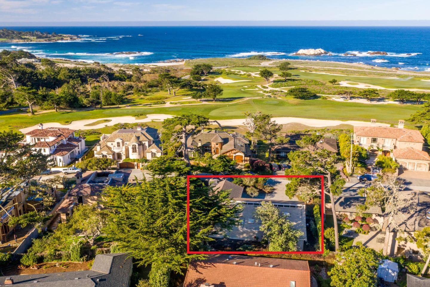 Detail Gallery Image 1 of 1 For 1038 Marcheta Ln, Pebble Beach,  CA 93953 - 3 Beds | 2 Baths