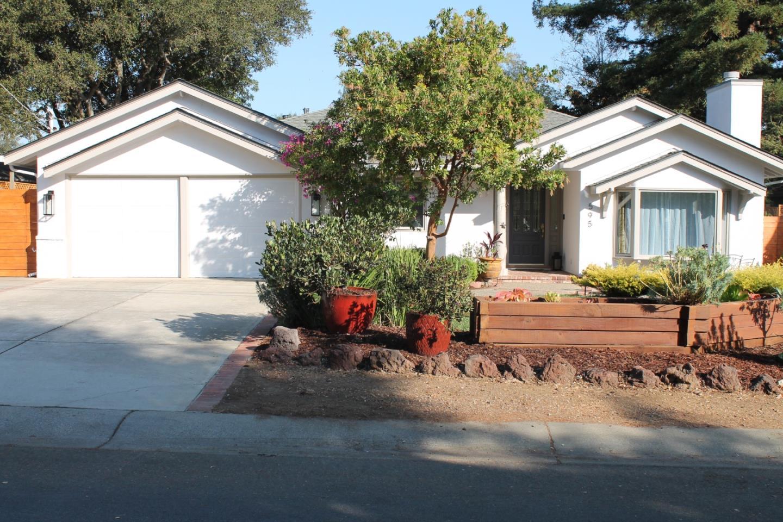 Detail Gallery Image 1 of 1 For 595 Benvenue Ave, Los Altos,  CA 94024 - 4 Beds   3 Baths