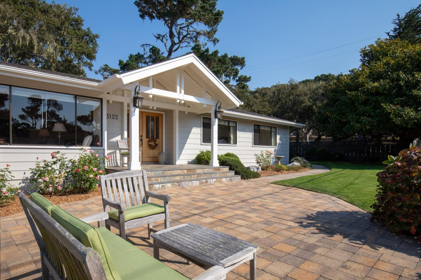 Detail Gallery Image 1 of 1 For 3122 Bird Rock Rd, Pebble Beach,  CA 93953 - 3 Beds | 2/1 Baths