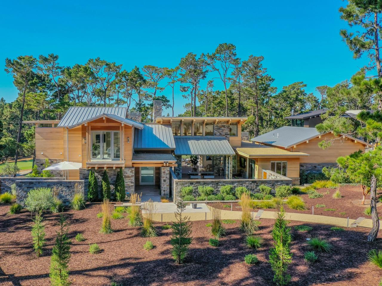 Detail Gallery Image 1 of 51 For 22 Poppy Ln, Pebble Beach,  CA 93953 - 4 Beds | 5/1 Baths
