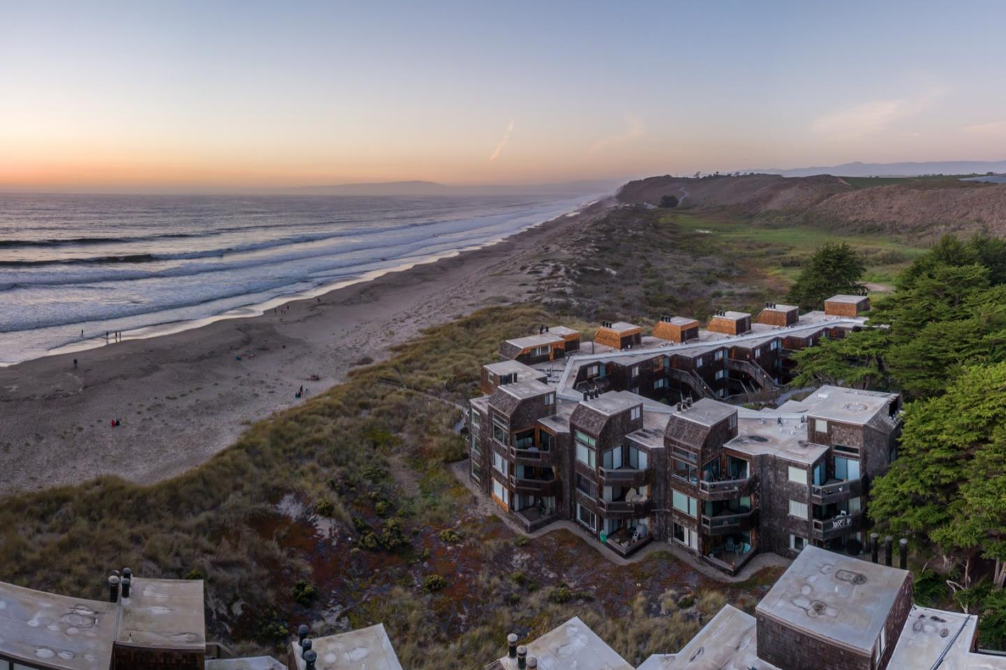 "OPEN BY APPT. JAN 16. ON THE SAND! White Water Views, Beach Level Ocean Front. No Stairs to Climb. Best Location in Complex!! Bright 1BR/1BA Condo in Pajaro Dunes Completely REMODELED $$$ in upgrades!! You will Fall in Love the Minute you Walk-In. All INTERIOR FURNISHING INCLUDED, U-Line Wine Cooler, Custom Granite Leather Tops, Shaker Cabinets, Recessed Lighting ,New Interior Doors & Paint, Stone Fireplace, High End Tile Plank Floors, SOFA turns into Queen Bed, SS Appliances / Counter-Depth Refrigerator & Washer & Dryer. Steps to the Water & Miles of Unspoiled Beach. Building ""I"" Is the very last building with no one next to you on the Northside. Tennis Courts/Clubhouse Nearby. 24 Hour Security Guard House. Could be a Vacation Rental or Beach Getaway. Sunny/Southern Exposure. Best Priced Beach Home on the Bay. Within 1 Hour from the Bay Area. This Beach property is between Santa Cruz & Monterey / Carmel. Welcome Home. Owner Pets Allowed. Can be sold in 1/4 shares, See MLS: ML81823266"