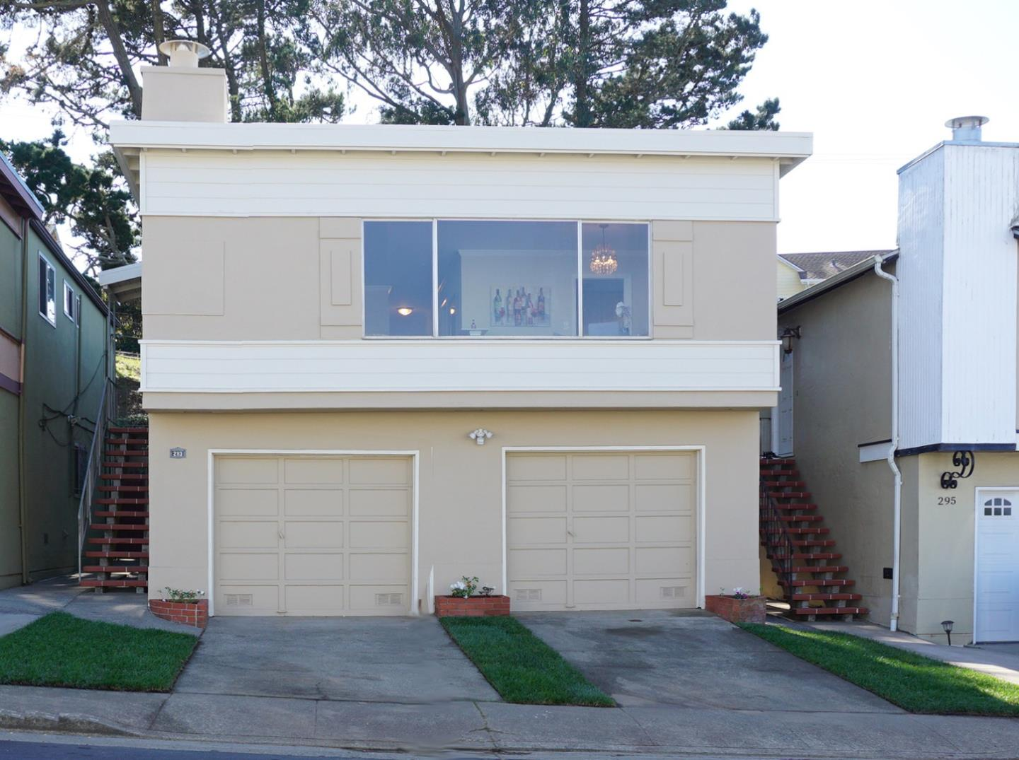 Detail Gallery Image 1 of 1 For 293 Alta Vista Way, Daly City,  CA 94014 - 3 Beds | 1 Baths