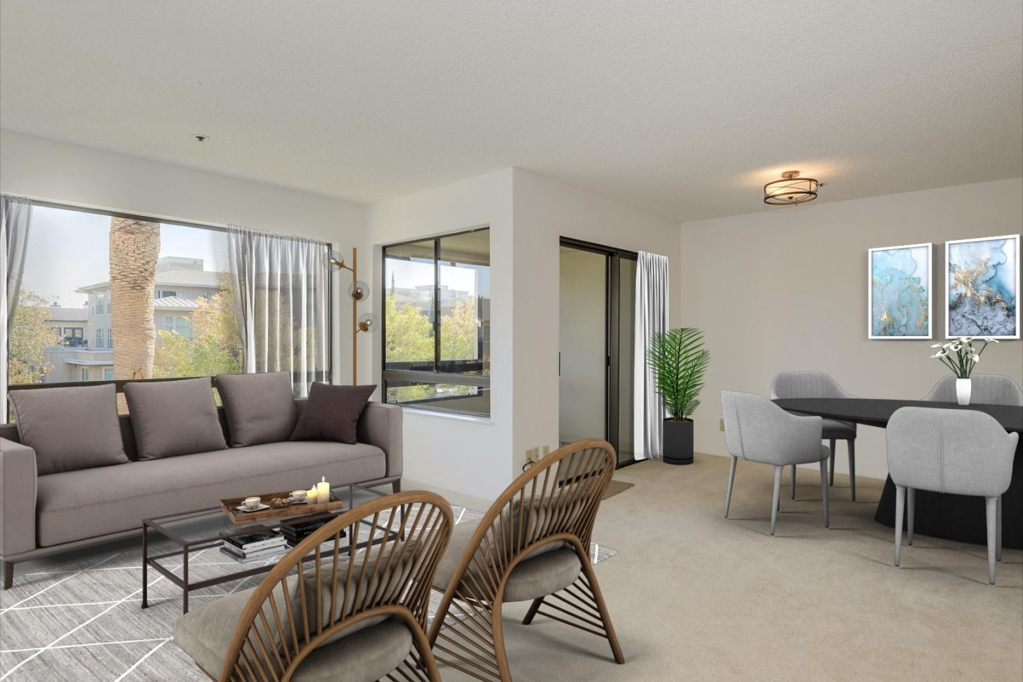 Detail Gallery Image 1 of 1 For 410 Sheridan Ave #330,  Palo Alto,  CA 94306 - 1 Beds   1 Baths