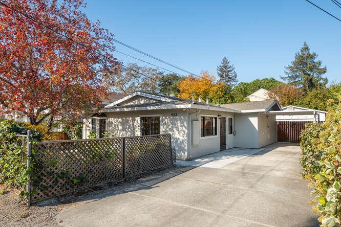 Detail Gallery Image 1 of 1 For 743 15th Ave, Menlo Park,  CA 94025 - 3 Beds | 2 Baths