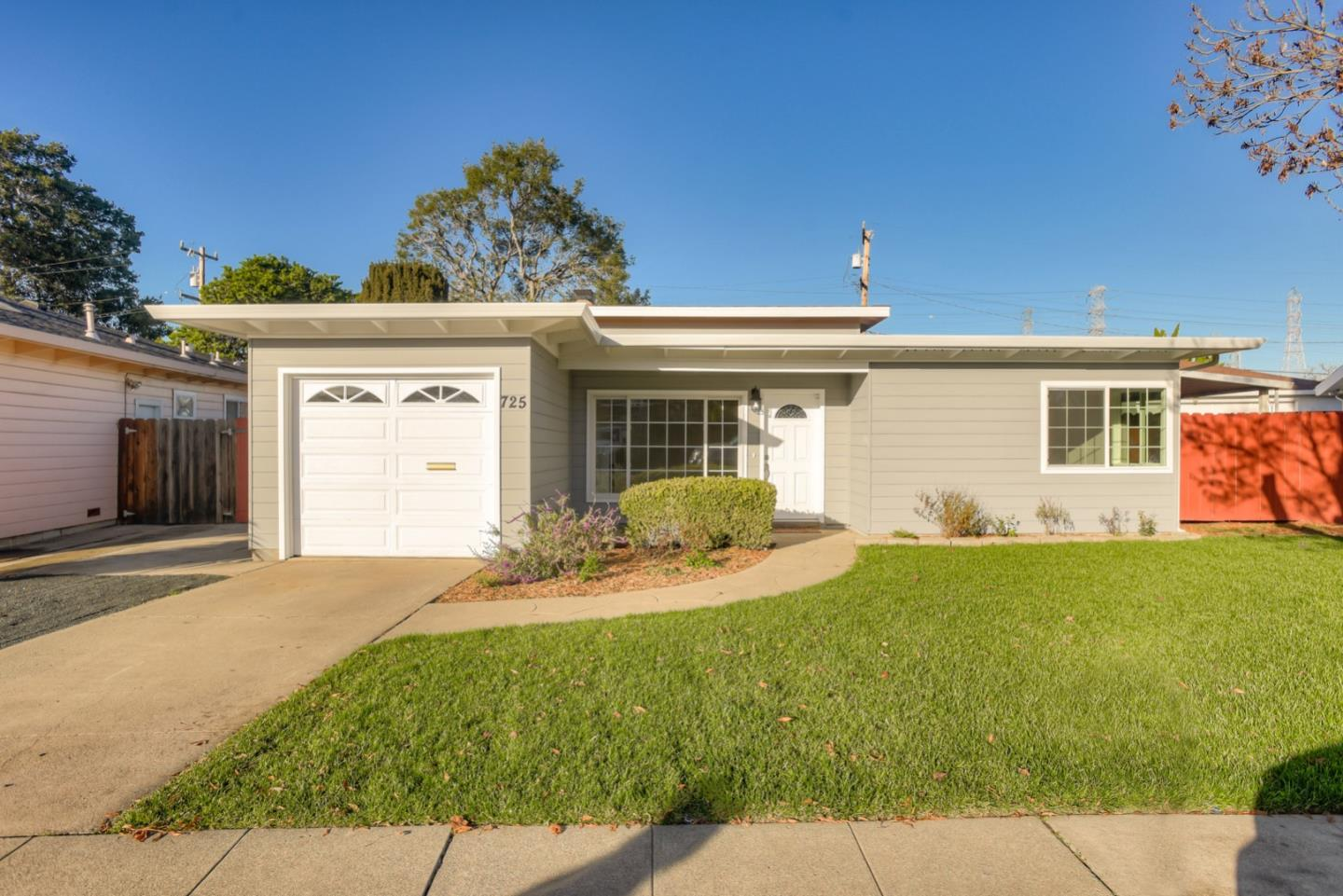 Detail Gallery Image 1 of 36 For 725 Kathryne Ave, San Mateo,  CA 94401 - 4 Beds | 2 Baths