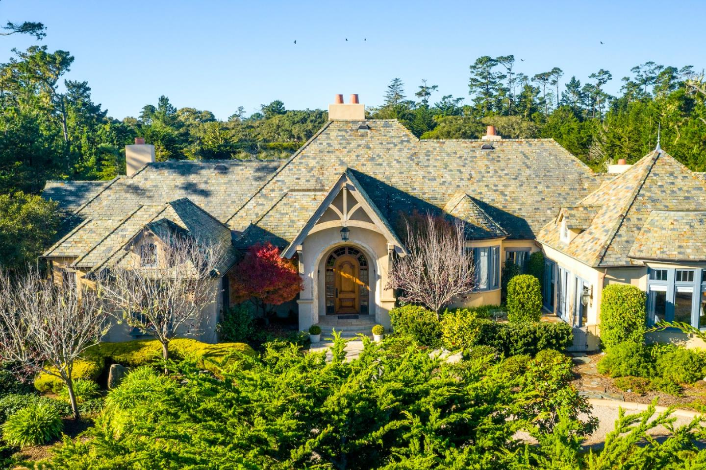 Detail Gallery Image 1 of 1 For 3340 Ondulado Rd, Pebble Beach,  CA 93953 - 4 Beds | 3/2 Baths