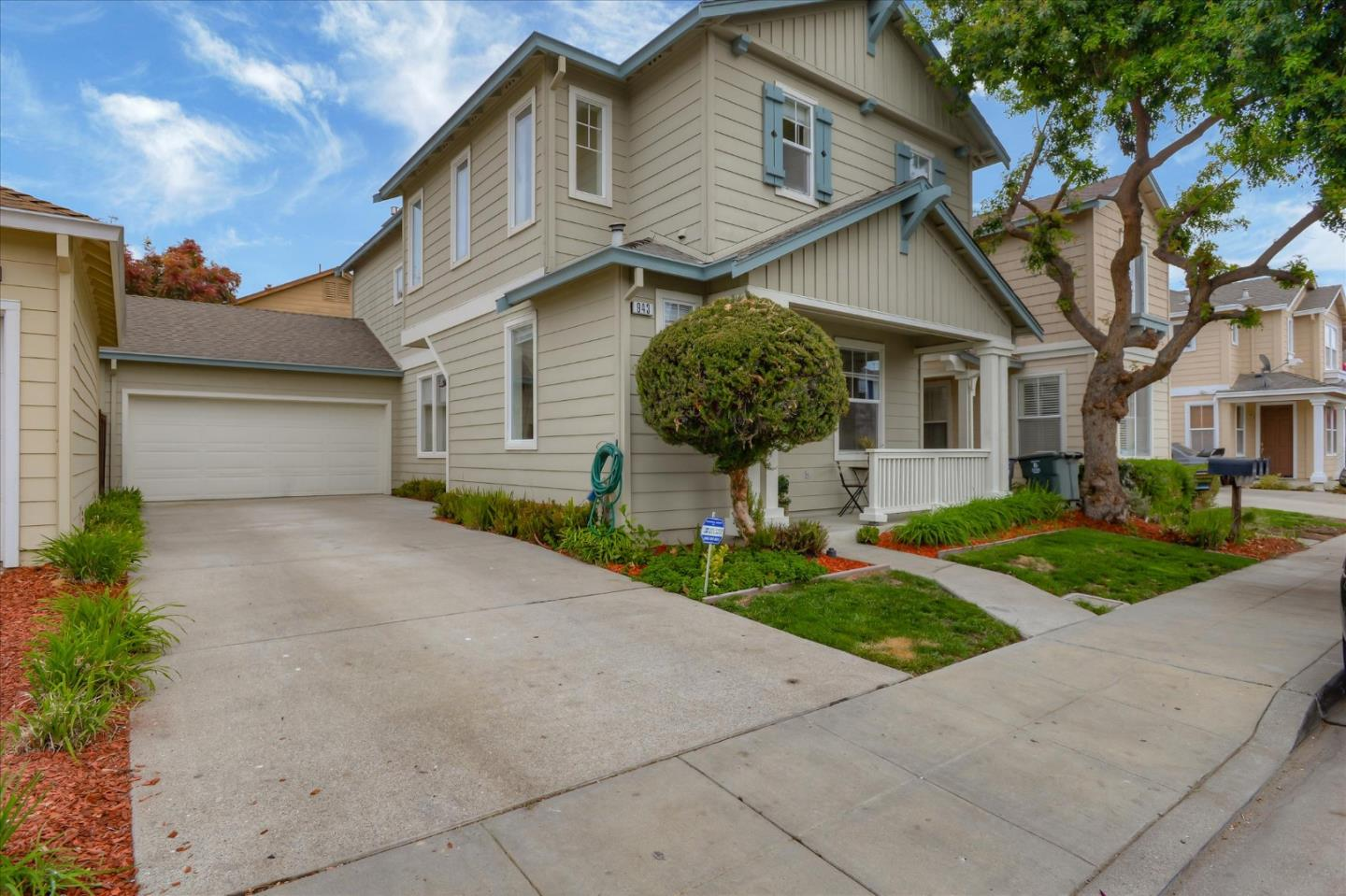 Detail Gallery Image 1 of 1 For 943 Mouton Cir, East Palo Alto,  CA 94303 - 3 Beds   2/1 Baths