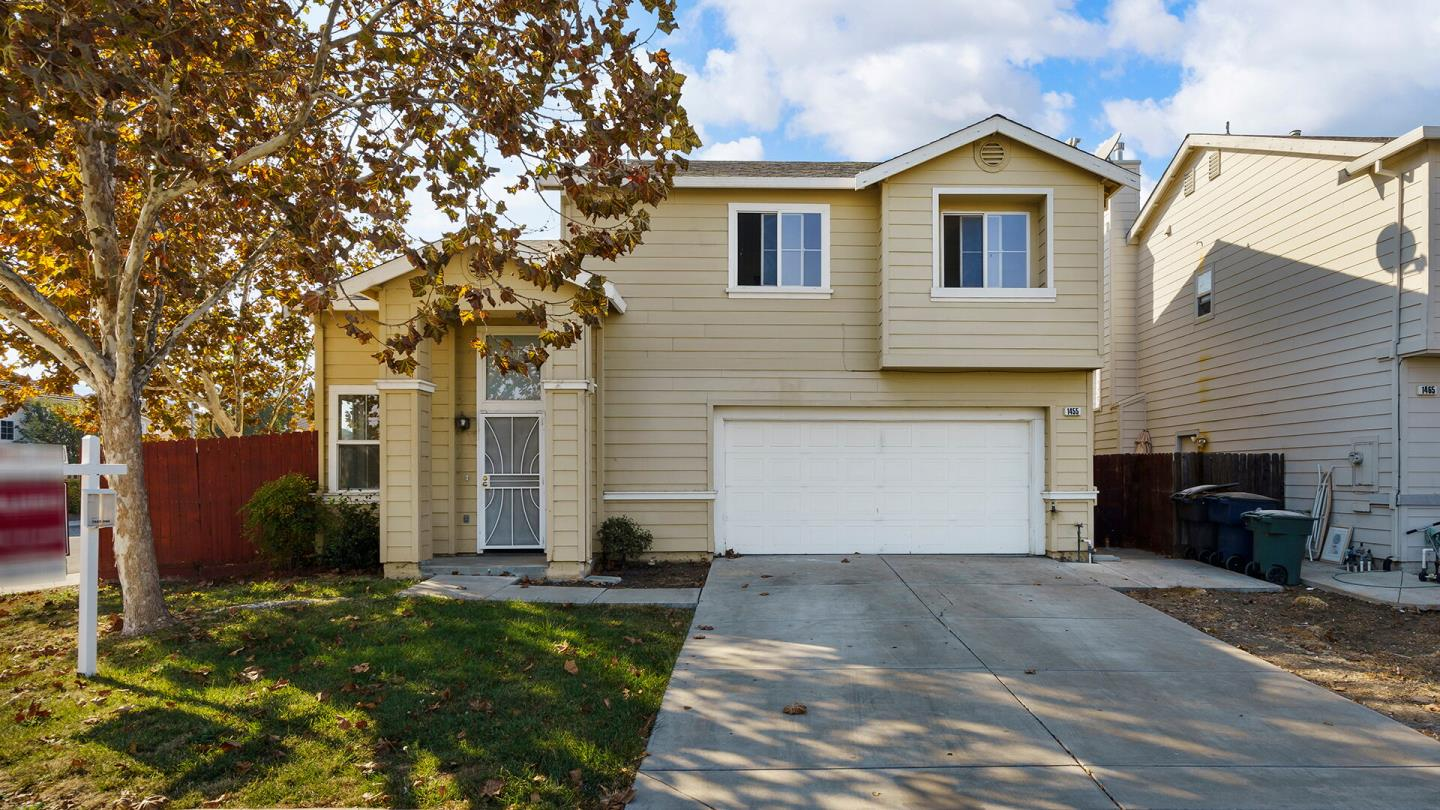 Detail Gallery Image 1 of 1 For 1455 Lankershire Dr, Tracy,  CA 95377 - 3 Beds | 2/1 Baths
