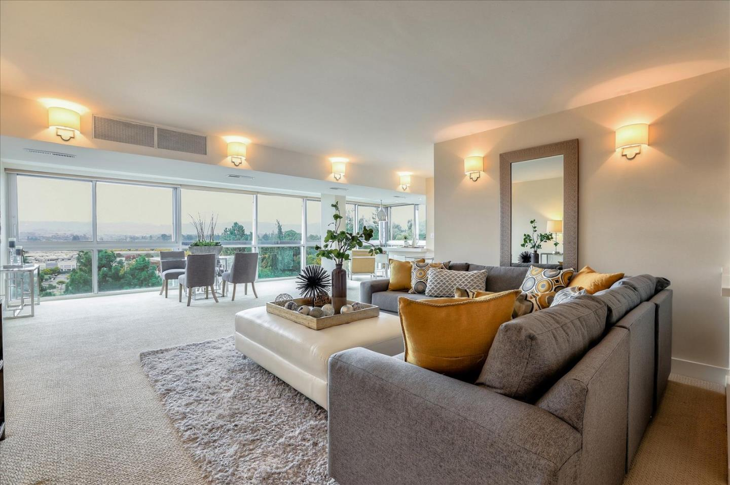Detail Gallery Image 1 of 32 For 101 Alma St #1003,  Palo Alto,  CA 94301 - 2 Beds | 2 Baths