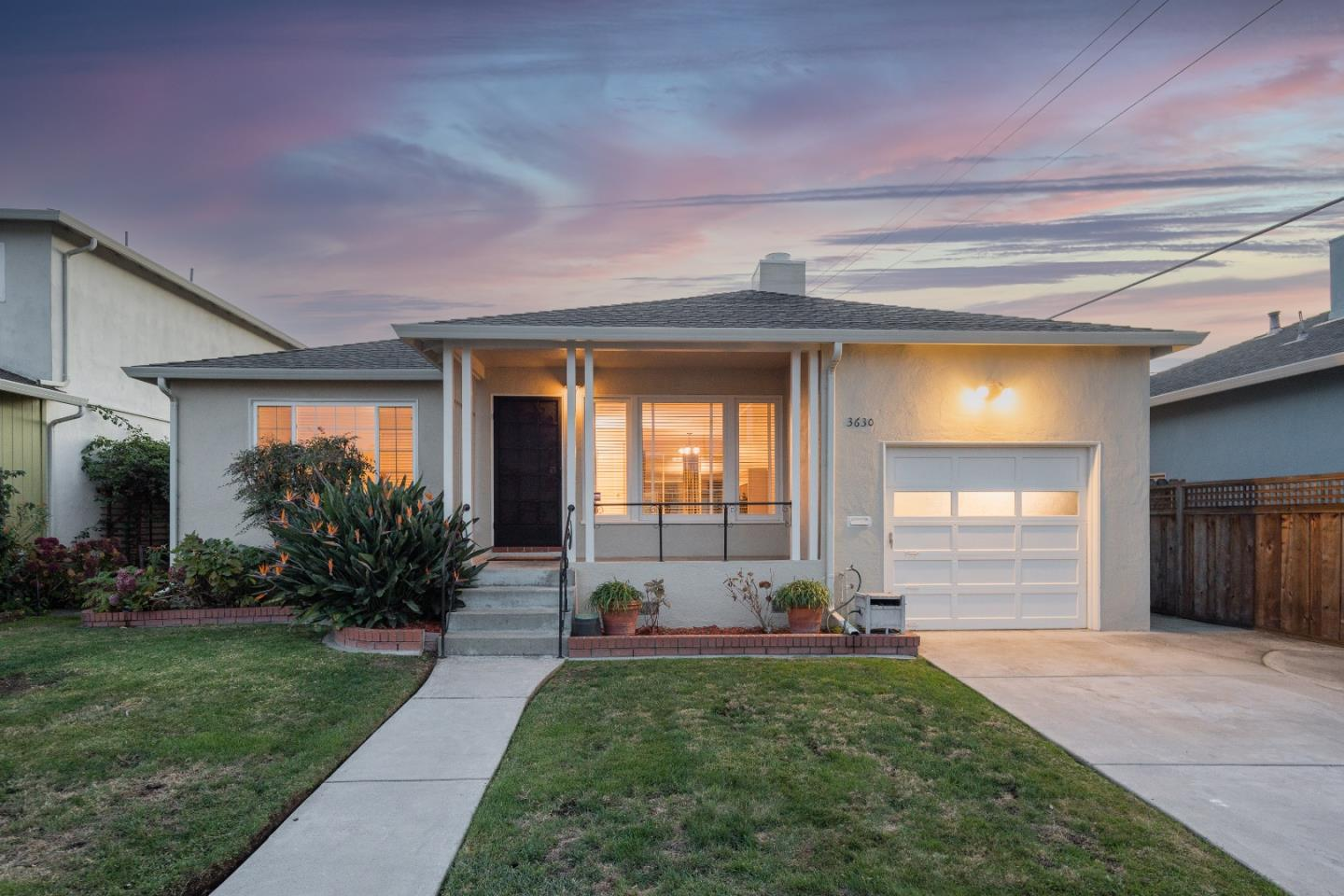 Detail Gallery Image 1 of 1 For 3630 Santiago St, San Mateo,  CA 94403 - 2 Beds | 1 Baths