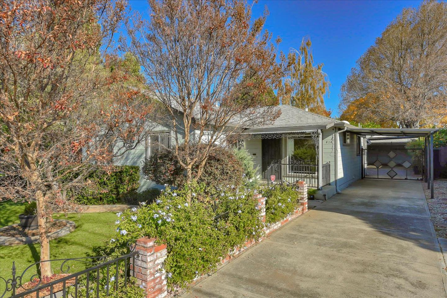 Detail Gallery Image 1 of 1 For 414 Hodges Ave, San Jose,  CA 95128 - 3 Beds | 2 Baths