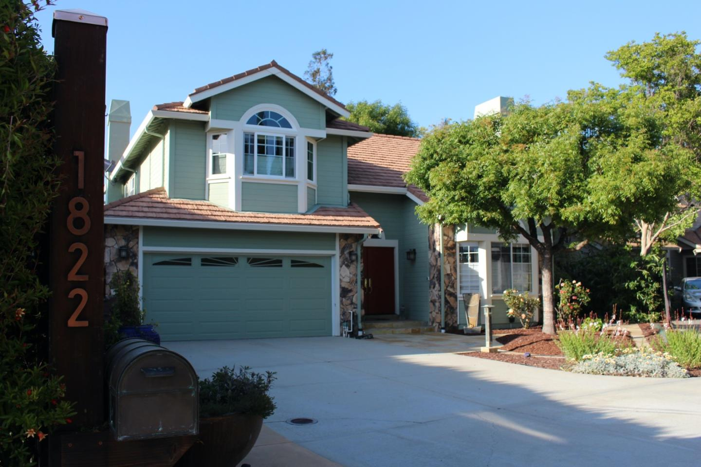 Detail Gallery Image 1 of 1 For 1822 White Oaks Ct, Campbell,  CA 95008 - 4 Beds | 2/1 Baths