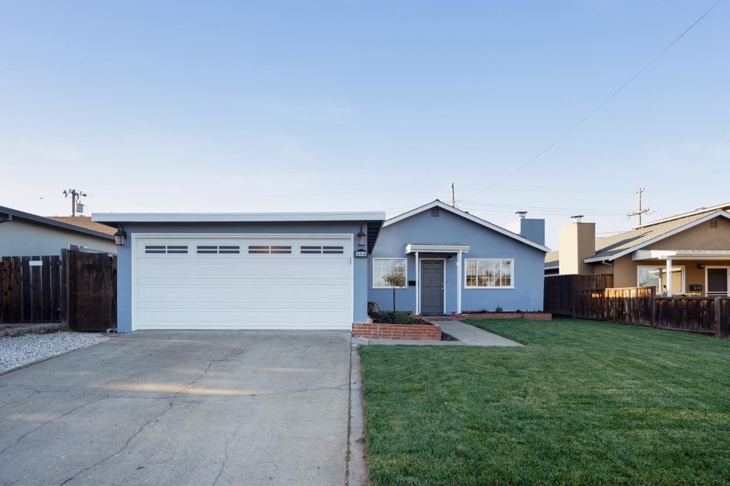 Detail Gallery Image 1 of 1 For 514 Marine View Ave, Belmont,  CA 94002 - 3 Beds   1 Baths