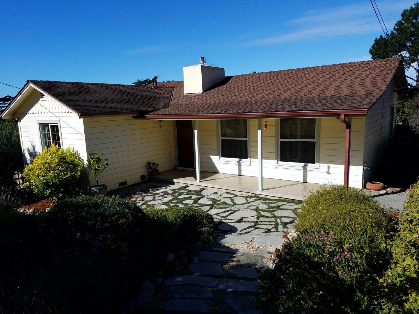 Detail Gallery Image 1 of 1 For 326 Bishop Ave, Pacific Grove,  CA 93950 - 2 Beds | 2 Baths