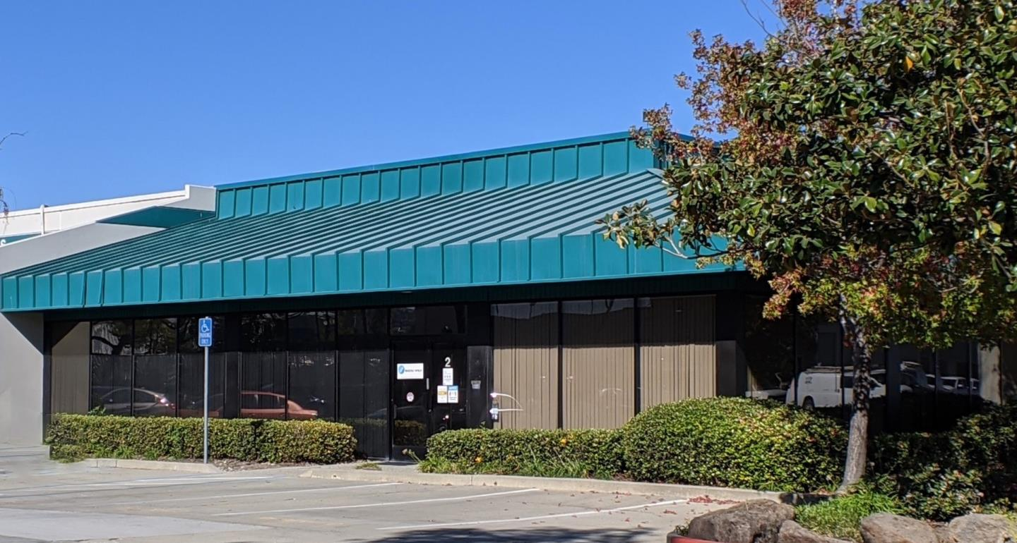 Approximately 8,618 sf flex building (First floor: ± 4,300 sf warehouse & ± 2,398 sf office/ Second floor: ± 1,920 sf office space) Concrete tilt-up construction 18' clear height Two 12' x 14' roll-up dock doors 400 amp power Fully sprinklered 14 surface parking spaces Zoning: PD (Planned Development) - Allows for a wide variety of professional uses Located near Highway 101, El Camino Real Road, San Carlos Airport, Caltrain, and local retail shops and restaurants