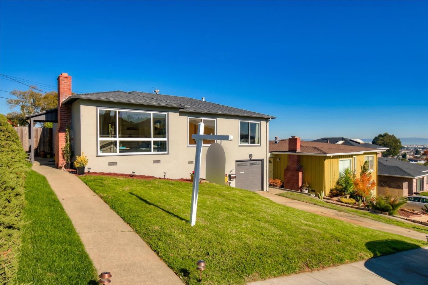Detail Gallery Image 1 of 1 For 642 Pepper Dr, San Bruno,  CA 94066 - 3 Beds | 1 Baths