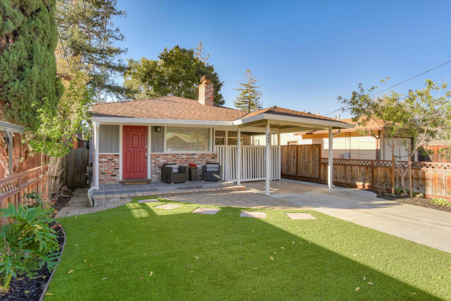 Detail Gallery Image 1 of 1 For 444 Rutherford Ave, Redwood City,  CA 94061 - 2 Beds | 1 Baths