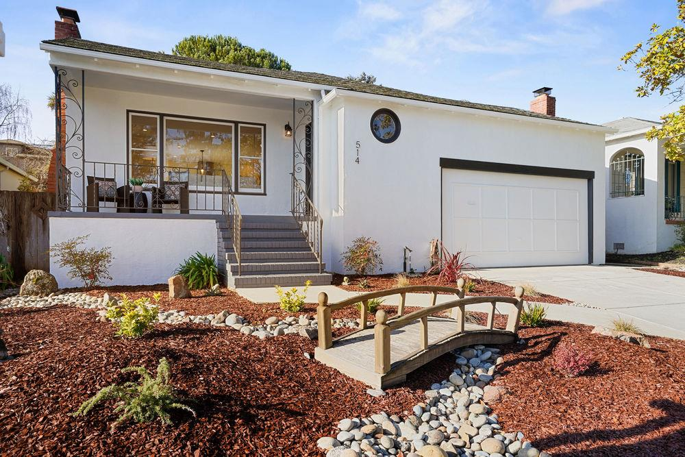 Detail Gallery Image 1 of 1 For 514 Colgate Way, San Mateo,  CA 94402 - 3 Beds | 2 Baths
