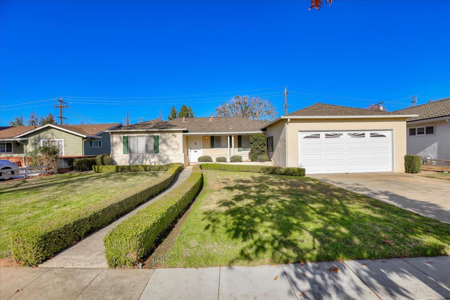 Detail Gallery Image 1 of 1 For 2735 Ori Ave, San Jose,  CA 95128 - 3 Beds | 2 Baths
