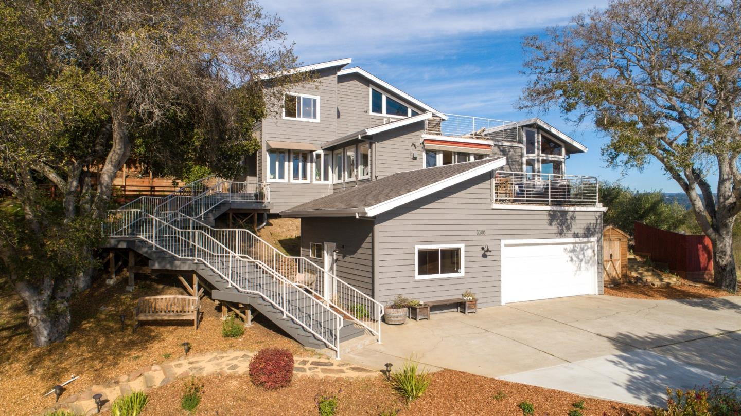 Detail Gallery Image 1 of 1 For 3300 Greenbrae Ln, Soquel,  CA 95073 - 4 Beds | 3/1 Baths