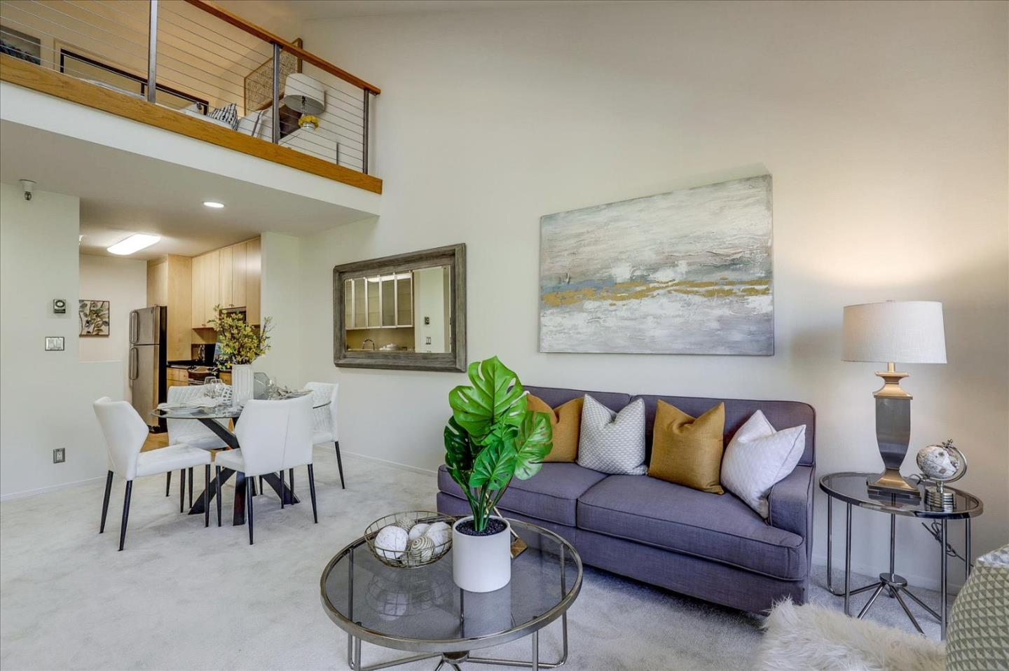 Detail Gallery Image 1 of 1 For 724 Oak Grove Ave #5,  Menlo Park,  CA 94025 - 1 Beds | 1/1 Baths