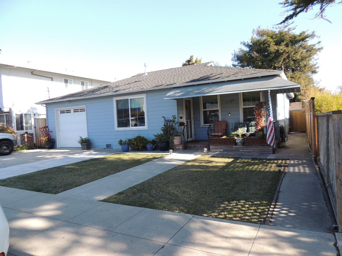 Seabright Beach home. On a large size lot. Owner has put a lot of love into this home. Updated Kitchen, Large Dinning room. enjoy all the natural light from the French doors, that give you the indoor and outdoor feeling. yard is nice and private for friends to enjoy a BBQ you can do after a day at the beach. There is a little bungalow in the back non conforming. Castle beach (Seabright ) is the best. walk to Museum, boardwalk or over to Seabright for stores, restaurants and more. Live on the street where the movie The Entertainer was filmed in the 1974, Released in 75. With Jack Lemon and Ray Bolger & Sada Thompson. Just houses from the Beach and Boardwalk is across the famous Trussell that was used in Lost Boys movie.