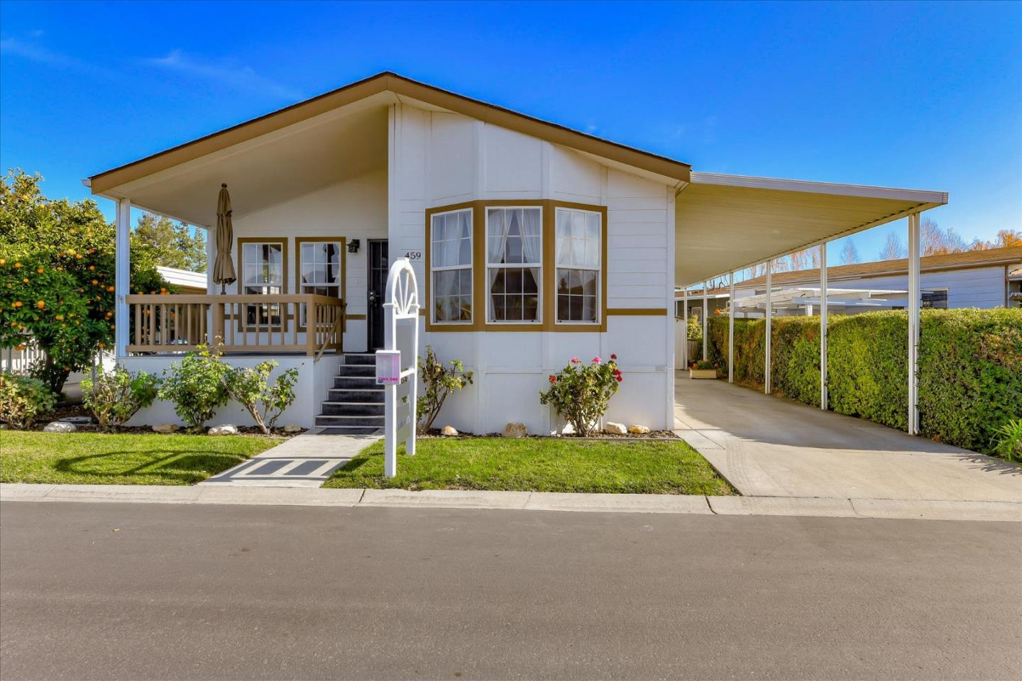Detail Gallery Image 1 of 1 For 459 Mill Pond Dr #459,  San Jose,  CA 95125 - 3 Beds | 2 Baths