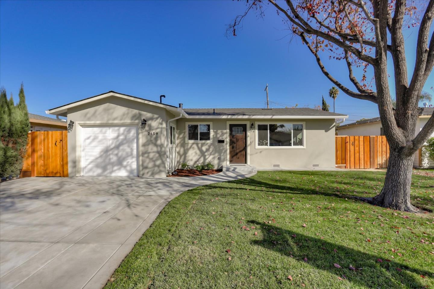 Detail Gallery Image 1 of 1 For 2459 Moraine Dr, Santa Clara,  CA 95051 - 3 Beds | 2 Baths