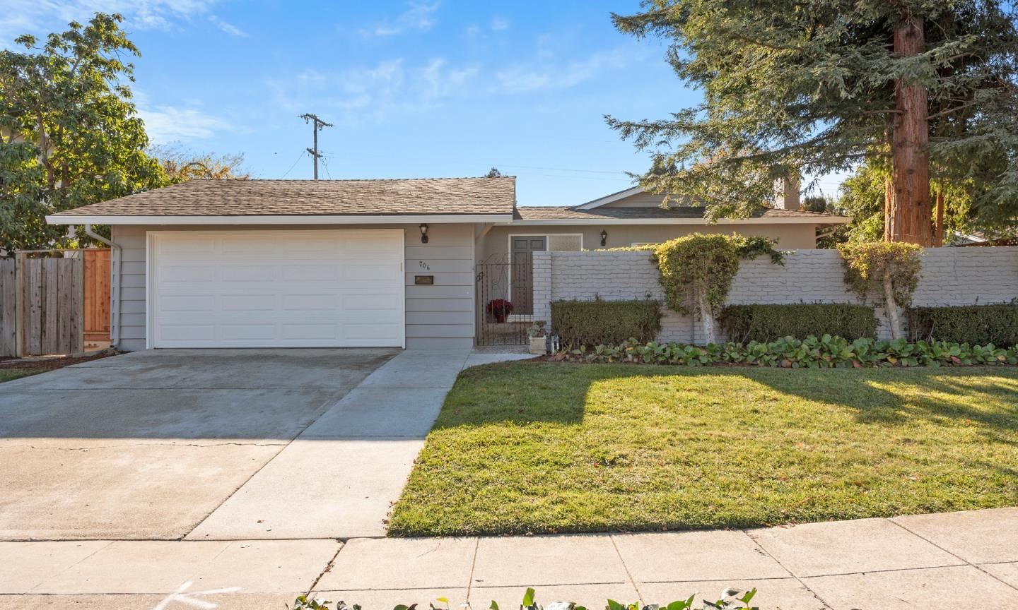 Detail Gallery Image 1 of 1 For 706 W Remington Dr, Sunnyvale,  CA 94087 - 4 Beds | 2 Baths