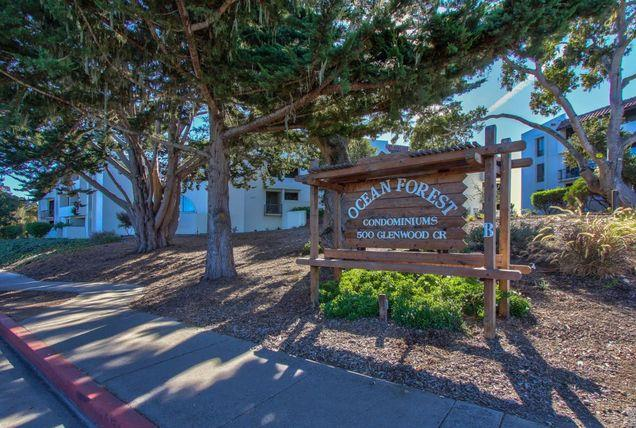 Detail Gallery Image 1 of 1 For 500 Glenwood Cir #211,  Monterey,  CA 93940 - 2 Beds | 1 Baths
