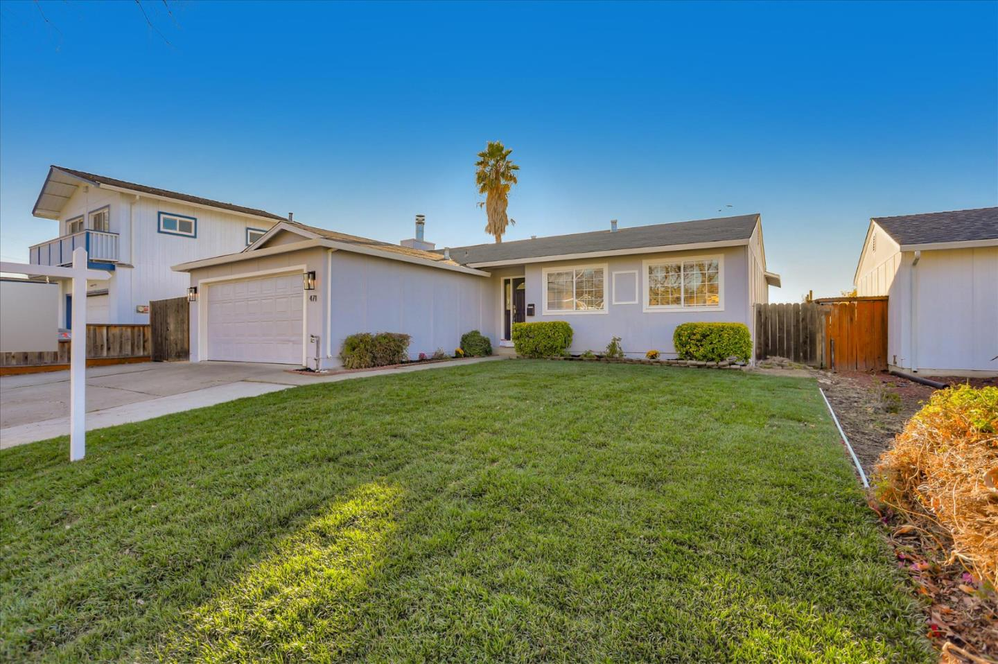 Detail Gallery Image 1 of 1 For 471 Cestaric Dr, Milpitas,  CA 95035 - 3 Beds | 2 Baths