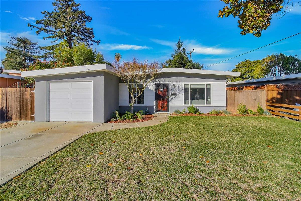 Detail Gallery Image 1 of 1 For 812 Wake Forest Dr, Mountain View,  CA 94043 - 3 Beds   1 Baths