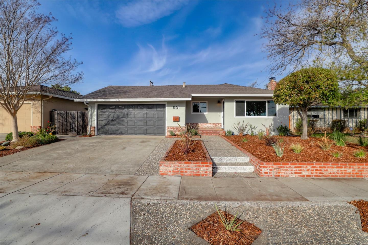 Detail Gallery Image 1 of 1 For 861 Inverness Way, Sunnyvale,  CA 94087 - 4 Beds   2 Baths